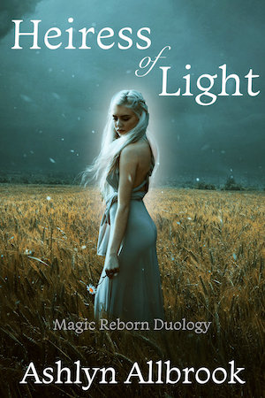 Excerpt: Heiress of Light